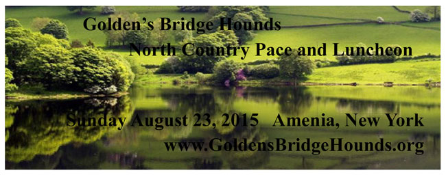 Goldens Bridge North Country Pace